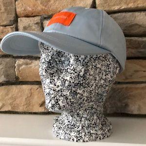 NWT Calvin Klein Pale Blue Baseball Cap Hat